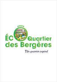 Plaquette EcoQuartier des Bergères